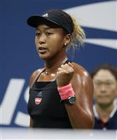 【全米テニス】安倍首相「困難な時にあって、日本中に元気と感動をありがとう」 大坂なおみ…
