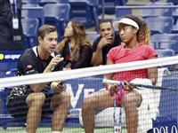 【全米テニス】バイン・コーチ「誇りに思う」 伊達公子さん「見極める力がついた」