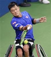 【全米テニス】国枝慎吾、上地結衣が全米車いすの部決勝へ 上地は4年ぶり複制覇