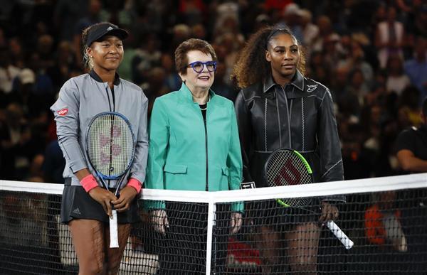 全米テニス】相手への敬意忘れぬ...