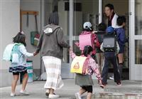 【北海道震度7地震】札幌市の学校再開、笑顔で登校 給食提供中止も