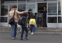 【北海道震度7地震】学校再開、制服姿の歓声戻る 避難や節電で平常には遠く