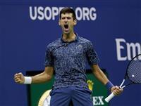 【全米テニス】ジョコビッチが3年ぶり3度目V 四大大会歴代3位の14勝目