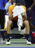 【全米テニス】デルポトロはV届かず涙 「いつもジョコビッチがいた」