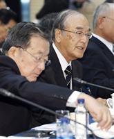 「貿易戦争回避を」 財界訪中団が中国商務次官らと会合