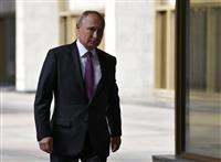 ロシア統一地方選でプーチン与党圧勝 各地で反政府集会も 政権への不満くすぶる