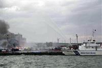 【台風21号】港で車やコンテナの火災相次ぐ 高潮起因、防止策必要