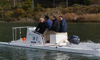 東京五輪ボート事前合宿 強豪ドイツ、城崎で 豊岡市、積極的誘致が奏功