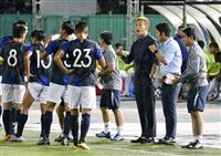【サッカー】本田圭佑選手が初采配 カンボジアで初陣は飾れず