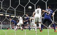 【サッカー日本代表】コスタリカ戦速報(2) 初招集・佐々木のヘディングがオウンゴール呼…