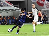 【サッカー日本代表】コスタリカ戦速報(3) 前半は1-0で終了、南野のシュートは好セー…