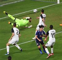 【サッカー日本代表】コスタリカ戦速報(5) 南野の代表初ゴールで追加点