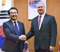 【激動・朝鮮半島】米北担当特別代表が韓国高官と初協議「すべきは仕事の仕上げ」