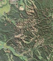【北海道震度7地震】情報収集衛星の画像公開 土砂崩れの状況など撮影