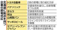 【北海道震度7地震】復旧へ企業の節電努力続く 自家発電や生産抑制