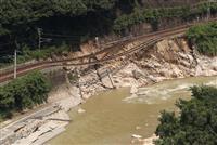 【西日本豪雨】山陽線不通でコンテナ輸送2割減 JR貨物8月