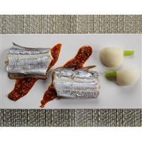 【料理と酒】蒸しタチウオのヤンニョムソース