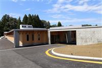 全国初の「全面木質」障害児施設、見附で完成 ムーミン谷イメージ 新潟
