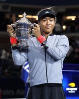 【全米テニス】大坂なおみVの女子決勝、視聴者は310万人 米ESPN発表、男子決勝を1…