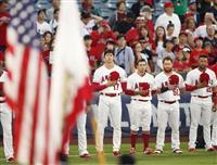 【MLB】テロから17年、大谷翔平らも追悼セレモニー 大リーグ各球場で開催