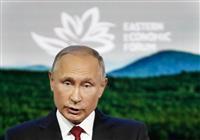 【元スパイ襲撃】プーチン大統領「(容疑者の)2人は民間人」 英当局の発表否定