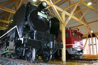親子で機関車ピカピカにしよう 滋賀・長浜の鉄道スクエアが10組募集