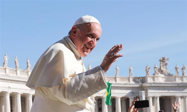 ローマ法王「来年訪日したい」 ...