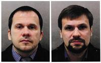 【元スパイ襲撃】「工作員ではない」 容疑のロシア人2人、公の場に姿現す 露国営テレビイ…