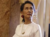スー・チー氏、ロイター記者への実刑判決を擁護