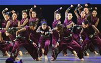 【from社会部】高校ダンス部選手権、大阪の強さの秘密は…数年でプロ顔負け、互いを尊敬…