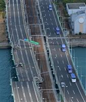 【台風21号】関空アクセスの鉄道、21日にも運転再開