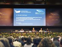 IWCクジラ保護宣言採択 日本の商業捕鯨、再開困難 総会14日閉幕へ