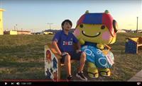 ユーチューバーと新潟県柏崎市の高校生「水球のまち柏崎」PR動画制作