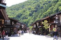 【大人の遠足】長野・塩尻「奈良井宿」 江戸時代の建築群、目の当たりに