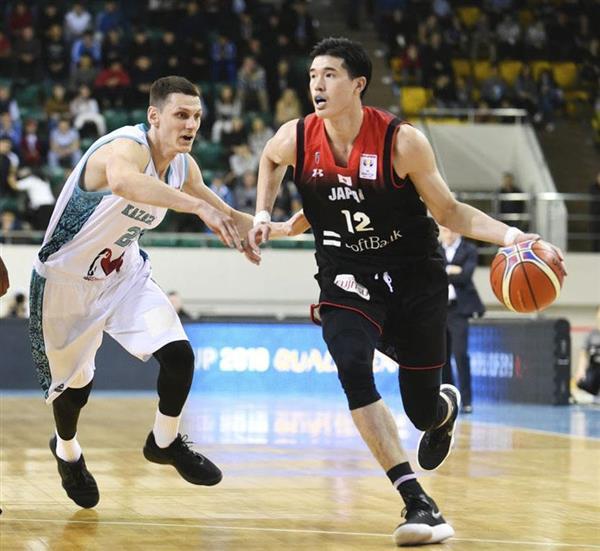 【バスケW杯アジア予選】の男子日本代表最新メン …