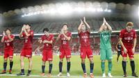 【Jリーグ】鹿島、湘南に競り勝つ J1第26節第1日