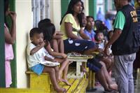 猛烈な台風22号がフィリピン上陸へ 520万人が影響か
