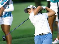 畑岡奈紗「我慢できている」 イーブンのラウンドにも納得 女子ゴルフ・エビアン選手権