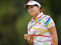 【女子ゴルフ】ささきしょうこらが首位浮上 マンシング東海クラシック第2日
