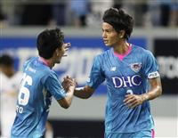 【Jリーグ】首位広島は鳥栖に敗れる 2位川崎は大勝