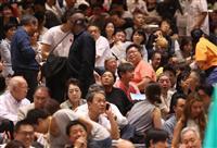 【大相撲秋場所】白鵬が全米優勝を祝福 大坂なおみに力士も興味津々