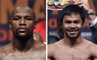 【ボクシング】メイウェザー、パッキャオとの再戦示唆 欧米メディア報道 年内実現か