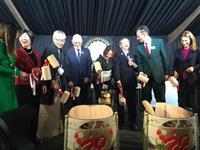 英国産「SAKE」で日本発信 欧州で初の酒蔵完成、富裕層中心に商機狙う