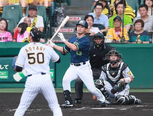 プロ野球】阪神、打てず守れず…...