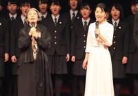 【樹木希林さん死去】女優、吉永小百合さん「思い出があり過ぎて…」