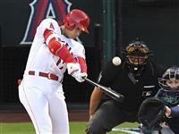 【MLB】大谷が20号本塁打 本拠地でのマリナーズ戦