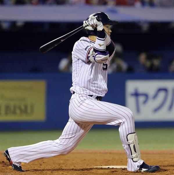 【プロ野球】ヤクルトの村上宗隆が初打席初本塁打 高卒ドラ1ルーキー「入ったと思った」 - 産経ニュース