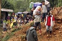 フィリピン台風 死者59人、不明多数