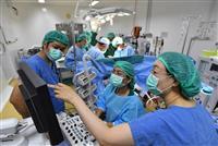 【明美ちゃん基金】医療団、ミャンマーで活動開始 「手術できるよう毎日拝んだ」0歳女児の…