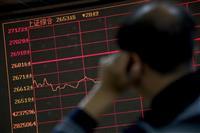 上海株、14年11月以来の安値 米の対中制裁発動報道で